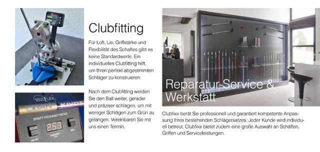 Clubfixx Flyer